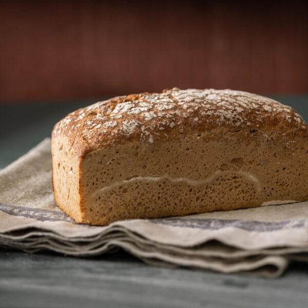 לחם כוסמין 100% נקי