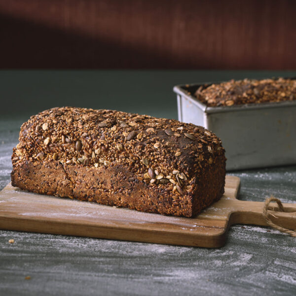 לחם סקנדיבני בהיר