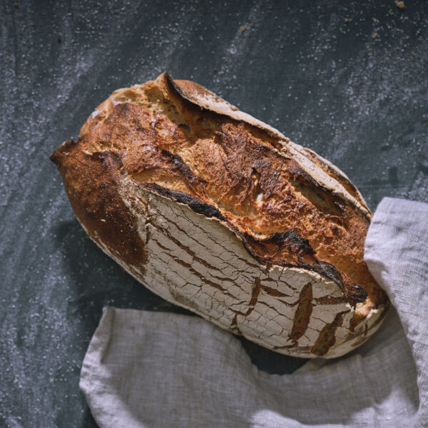 לחם שיפון נקי